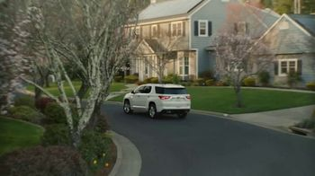 Chevrolet TV Spot, 'Family of SUVs: Drive Safe' Song by Shane Alexander [T2]