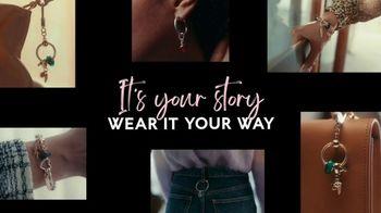 Pandora TV Spot, 'Wear It Your Way: Free Bracelet' Song by The Smocks - Thumbnail 5