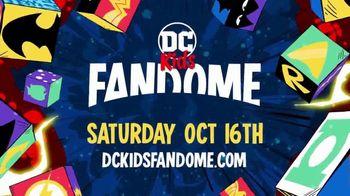 DC Kids FanDome TV Spot, 'Hosted by Robin' - Thumbnail 9