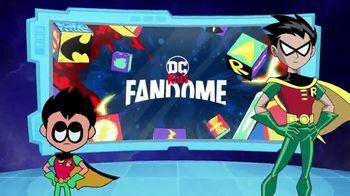 DC Kids FanDome TV Spot, 'Hosted by Robin' - Thumbnail 3