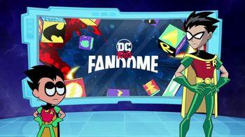 DC Kids FanDome TV Spot, 'Hosted by Robin' - Thumbnail 4
