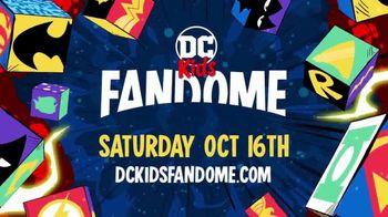 DC Kids FanDome TV Spot, 'Hosted by Robin' - Thumbnail 7