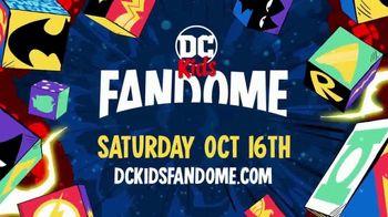 DC Kids FanDome TV Spot, 'Hosted by Robin' - Thumbnail 8