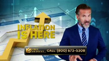 FreeGoldText.com TV Spot, 'Inflation Is Here' - Thumbnail 2