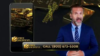 FreeGoldText.com TV Spot, 'Inflation Is Here' - Thumbnail 5