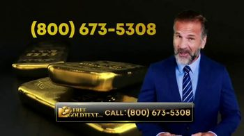 FreeGoldText.com TV Spot, 'Inflation Is Here' - Thumbnail 7