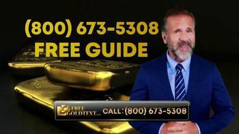 FreeGoldText.com TV Spot, 'Inflation Is Here' - Thumbnail 8