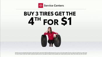 Toyota Service Centers TV Spot, 'Carpenter: Team USA' [T2] - Thumbnail 6