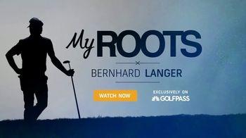 GolfPass TV Spot, 'My Roots' Featuring Bernhard Langer - Thumbnail 6