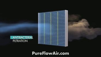 PureFlow Air HEPA Cabin Air Filter TV Spot, 'Airborne Contaminants'