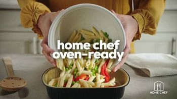 Home Chef Oven-Ready Meals TV Spot, 'Gathering Ingredients in the Forest'