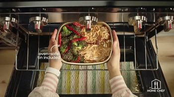 Home Chef Oven-Ready Meals TV Spot, 'Gathering Ingredients in the Forest' - Thumbnail 5
