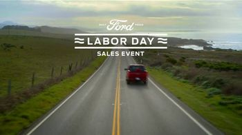 Ford Labor Day Sales Event TV Spot, 'Make Your Summer Last' [T2] - Thumbnail 1