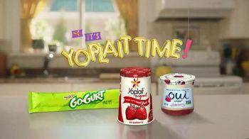 Yoplait TV Spot, 'It's Yoplait Time: Glo Gurt' - Thumbnail 8