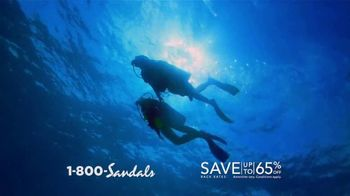 Sandals Resorts TV Spot, 'Vacation Assurance: Save Up to 65% Off'
