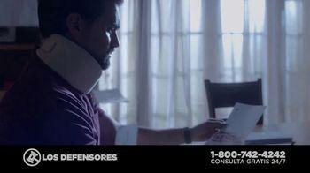 Los Defensores TV Spot, 'Lastimado' con Jaime Jarrín, Jorge Jarrín [Spanish]