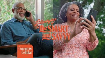 Consumer Cellular TV Spot, 'S&S Coopers: $100'