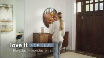 Ashley HomeStore Love it for Less Sale TV Spot, '25% Off + 20% Off' - Thumbnail 2