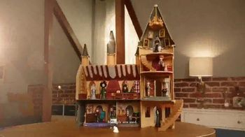 Wizarding World of Harry Potter Magical Minis Hogwarts Castle TV Spot, 'The Wizarding World Awaits'