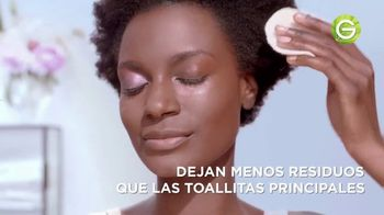 Garnier Micellar Cleansing Water TV Spot, 'Eco pads reutilizables' canción de Lizzo [Spanish]