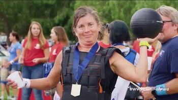 Wounded Warrior Project TV Spot, \'Carry Forward 5K\'