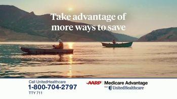 UnitedHealthcare AARP Medicare Advantage Plans TV Spot, 'Get More of Your Medicare Dollar'