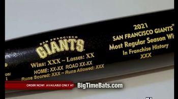 Big Time Bats TV Spot, 'San Francisco Giants Most Wins' - Thumbnail 1