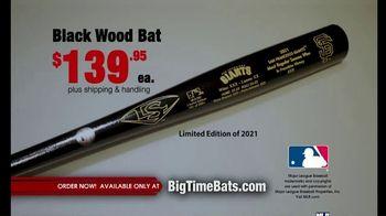 Big Time Bats TV Spot, 'San Francisco Giants Most Wins' - Thumbnail 8