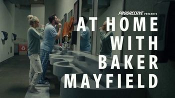 Progressive TV Spot, 'Halloween: Baker Mayfield Ups the Treats Game'