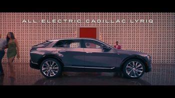 2023 Cadillac LYRIQ TV Spot, 'AKG' Featuring Regina King, Song by DJ Shadow, Run the Jewels [T1]