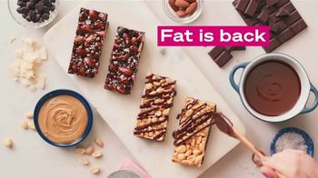 Love Good Fats Chewy Nutty Bars TV Spot, 'Fat Is Back, Sugar Is Out' - Thumbnail 2