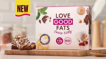 Love Good Fats Chewy Nutty Bars TV Spot, 'Fat Is Back, Sugar Is Out' - Thumbnail 3