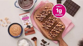 Love Good Fats Chewy Nutty Bars TV Spot, 'Fat Is Back, Sugar Is Out' - Thumbnail 5