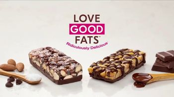 Love Good Fats Chewy Nutty Bars TV Spot, 'Fat Is Back, Sugar Is Out' - Thumbnail 7
