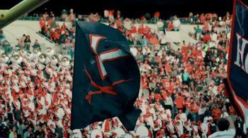 University of Virginia Football TV Spot, 'For All Virginia' - Thumbnail 6
