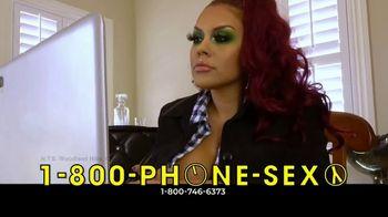 1-800-PHONE-SEXY TV Spot, 'Tasha'