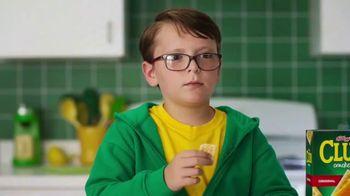 Kellogg's Club Crackers TV Spot, 'Mom's Review'