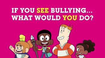 PACER's National Bullying Prevention Center TV Spot, 'Cartoon Network: Bullying'