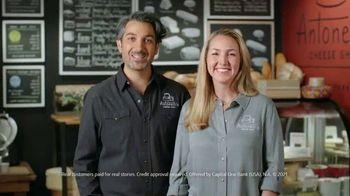 Capital One Spark Cash Plus Card TV Spot, 'Antonelli's Cheese Shop'