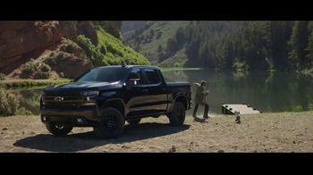 2021 Chevrolet Silverado TV Spot, 'Cat' Song by Harry McClintock [T1]