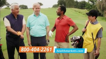 HealthMarkets Insurance Agency TV Spot, 'Knowing Things' Featuring John O'Hurley