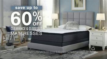 Ashley HomeStore Love It for Less TV Spot, '60% Off Clearance' - Thumbnail 3