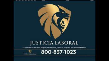 Justicia Laboral TV Spot, 'Recibe el salario que mereces' [Spanish] - Thumbnail 1