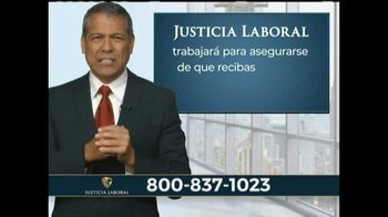 Justicia Laboral TV Spot, 'Recibe el salario que mereces' [Spanish] - Thumbnail 9