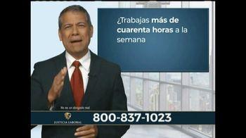 Justicia Laboral TV Spot, 'Recibe el salario que mereces' [Spanish] - Thumbnail 2