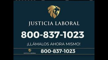 Justicia Laboral TV Spot, 'Recibe el salario que mereces' [Spanish] - Thumbnail 3