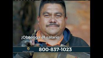 Justicia Laboral TV Spot, 'Recibe el salario que mereces' [Spanish] - Thumbnail 4