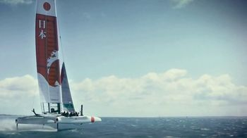 Rolex Yacht-Master II TV Spot, 'Power of the Wind' - Thumbnail 8