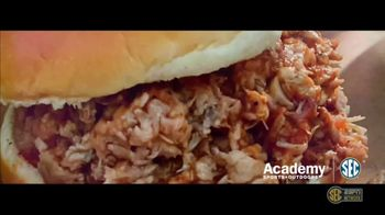 Academy Sports + Outdoors TV Spot, 'SEC Network: Lawn Chair Conversation' - Thumbnail 5