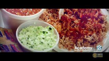 Academy Sports + Outdoors TV Spot, 'SEC Network: Lawn Chair Conversation' - Thumbnail 6